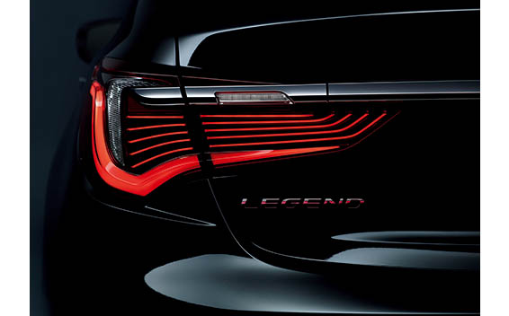 Honda Legend 7