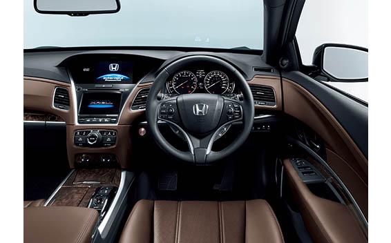 Honda Legend 13