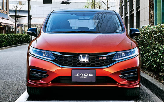 Honda Jade 2