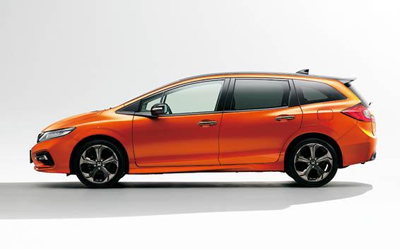 Honda Jade 3