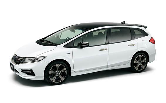 Honda Jade Hybrid 1