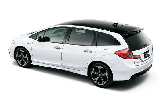 Honda Jade Hybrid 2