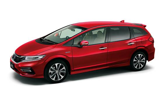 Honda Jade Hybrid 5