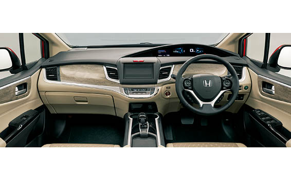 Honda Jade Hybrid 7