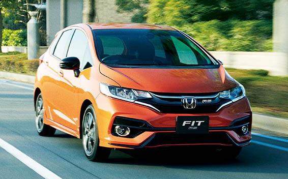 Honda Fit 1