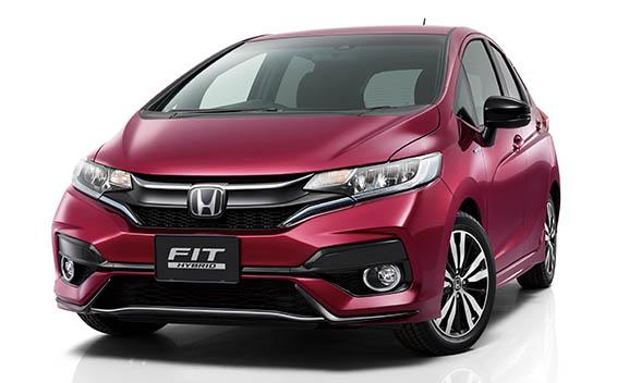 Honda Fit Hybrid 3