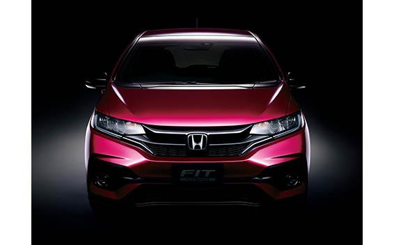 Honda Fit Hybrid 5
