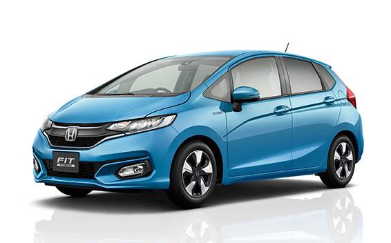 Honda Fit Hybrid 6