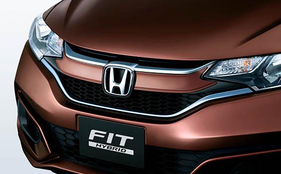 Honda Fit Hybrid 9