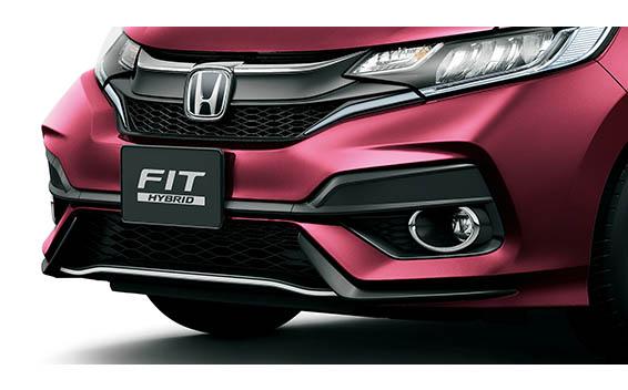 Honda Fit Hybrid 10