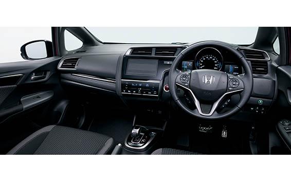 Honda Fit Hybrid 22