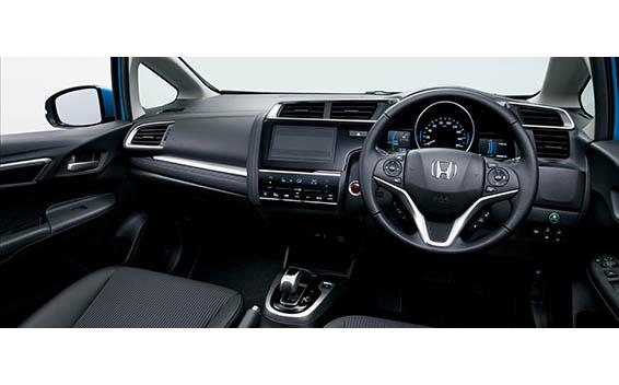 Honda Fit Hybrid 23