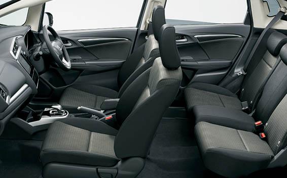 Honda Fit Hybrid 25