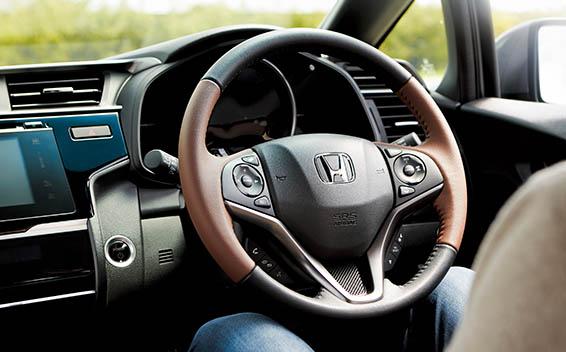 Honda Fit Hybrid 34
