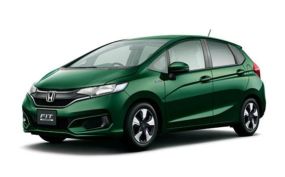 Honda Fit Hybrid 41