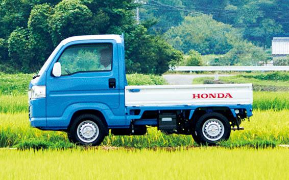 Honda Acty Truck 4