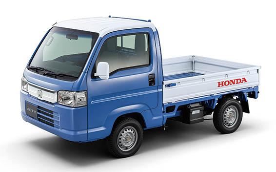 Honda Acty Truck 5