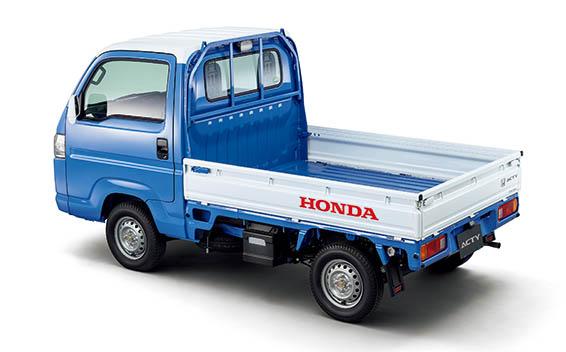 Honda Acty Truck 6