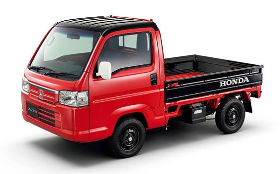 Honda Acty Truck 7