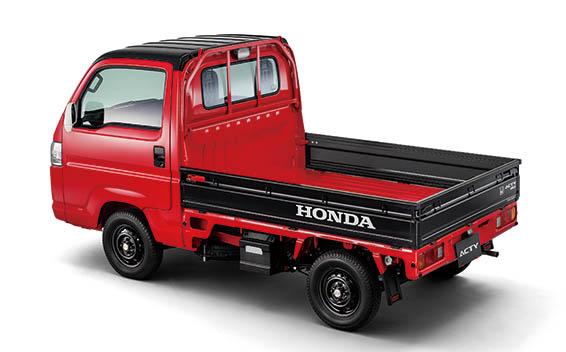 Honda Acty Truck 8