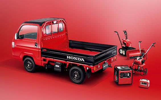 Honda Acty Truck 9