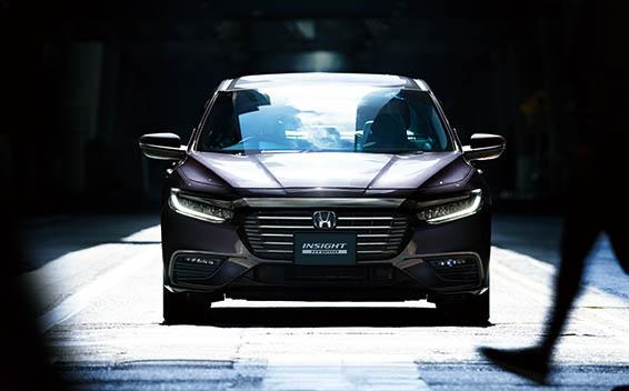Honda Insight 4