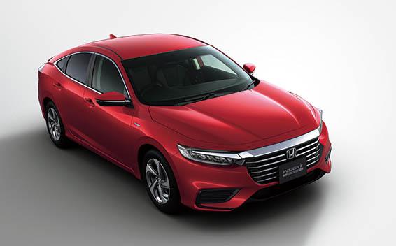 Honda Insight 6