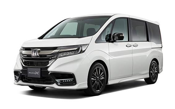 Honda Step WGN Modulo X 1
