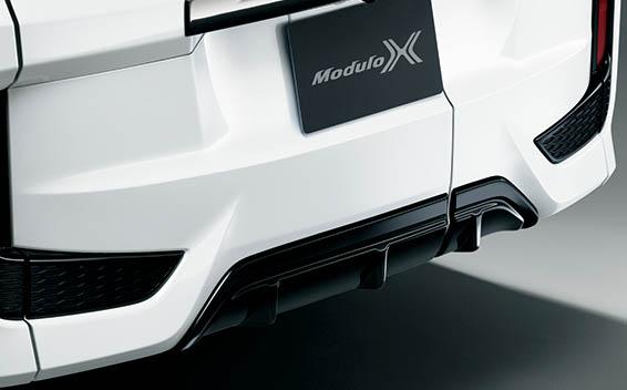 Honda Step WGN Modulo X 2