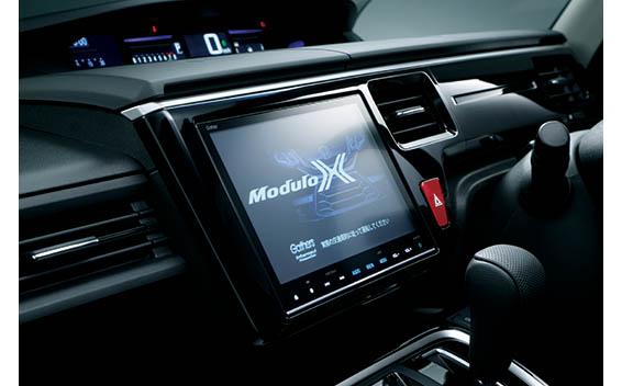 Honda Step WGN Modulo X 10