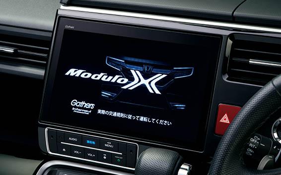 Honda Step WGN Modulo X 11