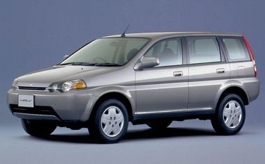 Honda HR-V NAVI PLAYER 5DOOR MT (2000)