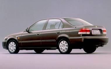 Honda Integra SJ 2