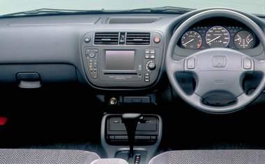 Honda Integra SJ 3