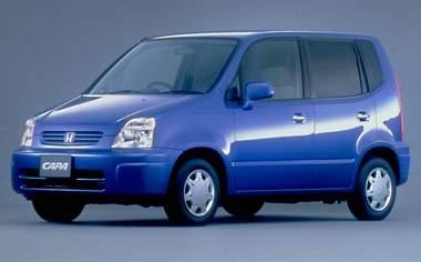 Honda Capa 1