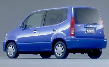 Honda Capa 2