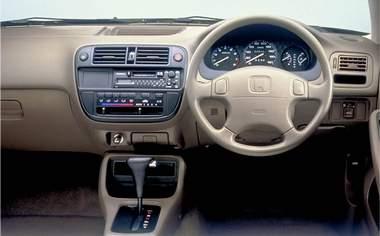Honda Domani 3