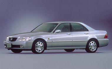 Honda Legend LEGEND EURO EXCLUSIVE AT (1999)
