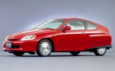 Honda Insight CVT (1999)