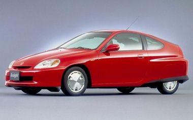 Honda Insight CVT (1999)