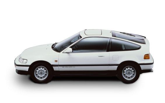 Honda CR-X 3