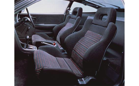 Honda CR-X 5