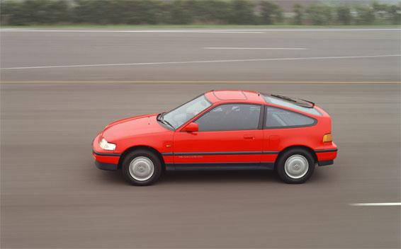 Honda CR-X 6