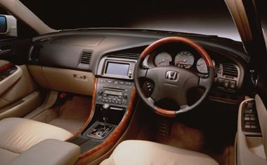 Honda Saber 3