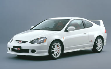 Honda Integra IS AT (2001)