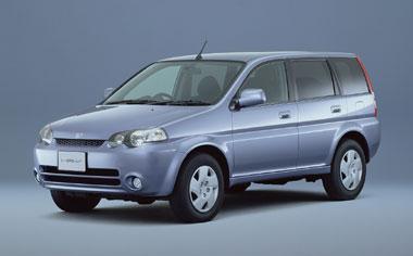 Honda HR-V J SPECIAL 5DOOR CVT 1.6 (2001)