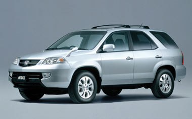 Honda MDX EXCLUSIVE 4WD AT 3.5 (2003)