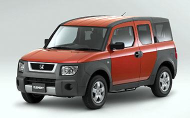 Honda Element ELEMENT 4WD AT 2.4 (2003)