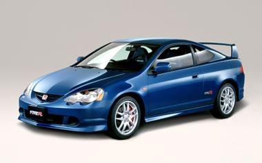 Honda Integra IS PREMIUM STYLE MT 2.0 (2003)