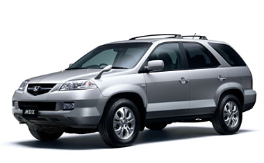 Honda MDX MDX 4WD AT 3.5 (2004)